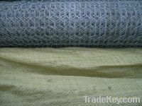 Sell High quality Galvanized hexagonal wire mesh