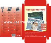 Sell cast-coated glossy photo paper