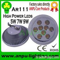 Sell CE&ROHS G53 9W High Power LED AR111 Light