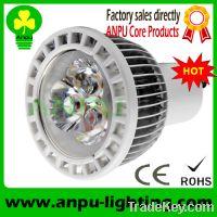Sell CE&ROHS 3W MR16/GU10/E27 led spotlighting for room
