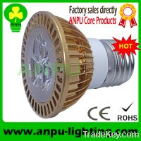 Sell CE&ROHS 3W High Power Spotlights led lighting manufacture china