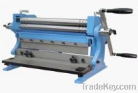 Sell 3-IN-1/305  Combination of Shear , Brake & Roll Machine