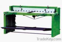 Sell BOSQ01-1.5x1320  Shearing Machine