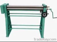 Sell BOSW01-2x1000  Slip Roll Machine