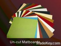 selling sunbow matboard