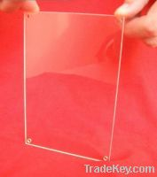 Sell quartz glass plate