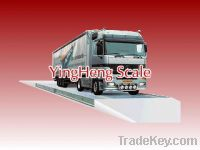 Sell Fixed electronic truck scale from YingHeng Scale