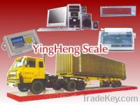 Sell export Janpan, USA, Digital electronic truck scale from YingHeng