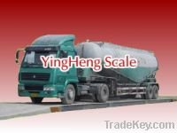 Sell export Janpan, USA Analog electronic truck scale from YingHeng