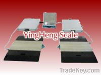 Sell export Janpan, USA Portable electronic truck scale from YingHeng