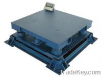 Sell Three layer buffer scale, floor scale, platform scale from China