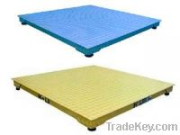 Sell Small single-layer electronic weighbridge, platform scale, floor sc