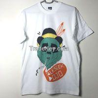 T shirt printed, cotton print T-shirt, custom print t-shirt