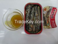 canned sardine for sale