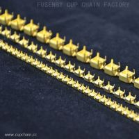 Round cup chain fusenby  SS6.5, SS8.5, SS10, SS12, SS14, SS16, SS18