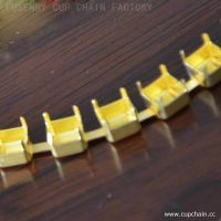 Fusenby Empty cup chain, sizes SS6.5 to SS38