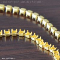 Close cup chain, fusenby , jewellery chains