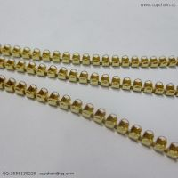 Round ear cup chain, jewellery chains D cup chain