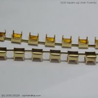 Square cup chain SS28