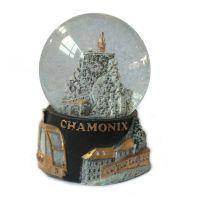 Customize resin snow globe for souvenir gifts