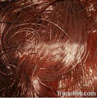 Wire Copper Scraps 99.99%
