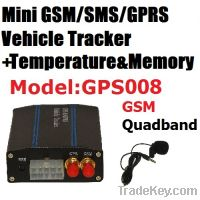 Sell Built-in Memory GPRS SMS Car GPS Tracking System