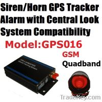 Sell Best Alarm Security Monitoring Vehicle System