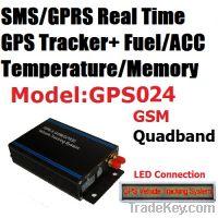 Sell Truck Fleet Management GPS Tracker/Tracking System