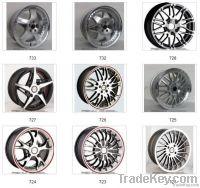 Sell Aluminium Wheel