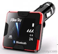 Sell BLUETOOTH CAR KITS (with fm transmitter)
