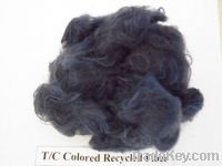 Sell Poly-Cotton (TC) Color Recycled Fiber