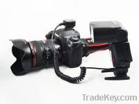 Pixel FC-311 flashgun TLL cord&hotshoe off-camera cable for Canon EOS