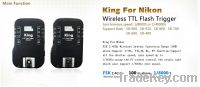 Sell Pixel original King wireless TTL flash trigger