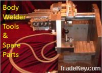 Sell Spare Parts for Can Body Welder