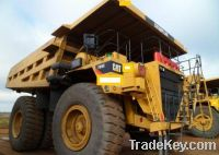 Sell-Used Caterpillar 789C