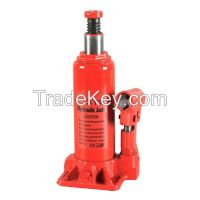 HD-98203 3 Ton Extension Small Hydraulic Bottle Jack Service Jack