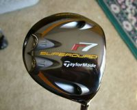 Sell TaylorMade R7 Superquad Driver