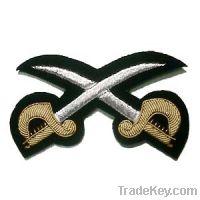 Sell Handmade Embroidry Badges