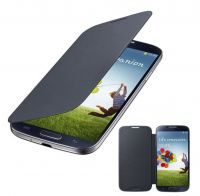 Super-Thin High Quality PU Flip Cover For Samsung Galaxy S4
