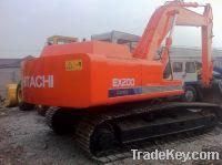 Sell Used Hitachi Excavator EX200-1