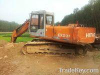 Sell Hitachi Excavator EX200-1