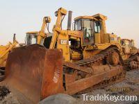 Sell caterpillar bulldozer D9R