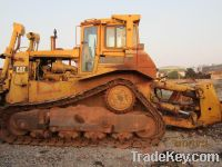 Sell Used Caterpillar Bulldozer D8N