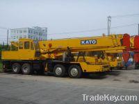 Sell Kato Nk300E Truck Crane