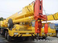 Sell TADANO GT550E Truck Crane