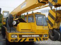 Sell TADANO TG250E Truck Crane