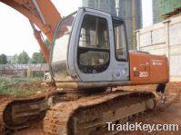 Sell Hitachi crawler excavator ex200-5