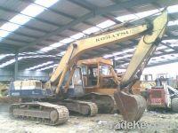 Sell Used Komatsu Crawler Excavator PC200-5