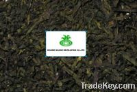 cut dried seaweed