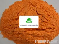 Sell  dehydrated carrot powder Level
